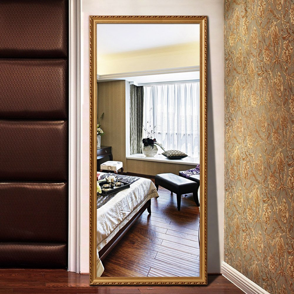 A Free Standing Mirror Is A Mirror Which Is Not Attached To The Wall Or A  Vanity. Instead It Uses A Base To Stand Upright On Its Own.